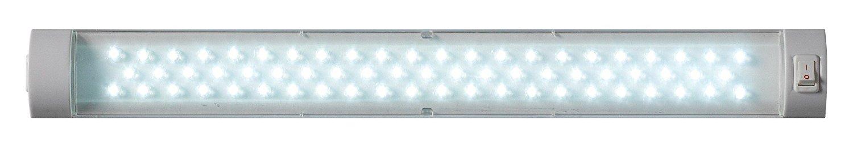 Wattlite lạnh linkable. Ánh sáng đèn dẫn đường trong suốt bình xịt thuốc, nhựa, da trắng, 4,5 W, 330