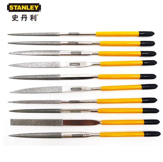 STANLEY - Stanley (Stanley) 10 cái giũa kim cương bộ Mộc giũa kim loại công cụ bằng tay 22-322