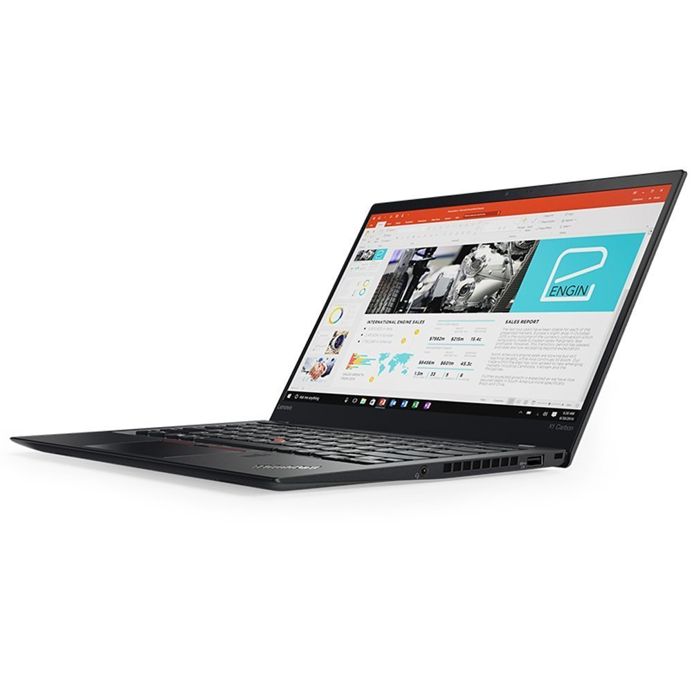 Thinkpad  ThinkPad X1 Carbon 2017-20HRA01ECD (liên tưởng) 14 inch khinh bạc cho máy tính xách tay (i