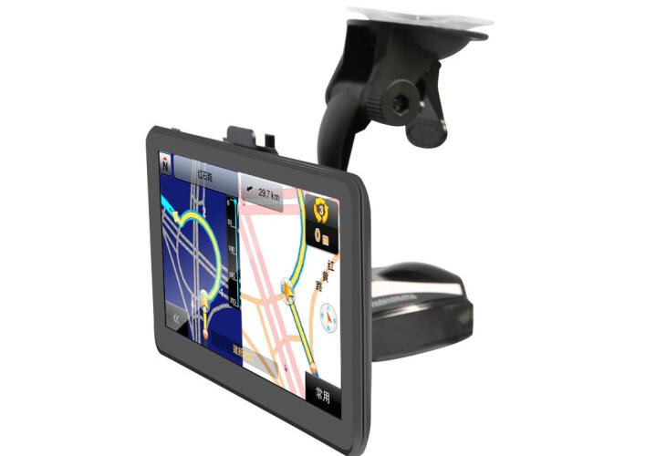 thiết bị định vị cầm tay bên ngoài Ðức Chúa Trời người dò đường Navigator D20 7 inch độ nét cao xe g