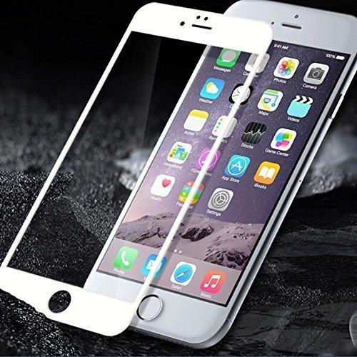 Vitgear Apple iPhone6/iPhone6 Plus điện thoại bảo vệ màn hình kính chống đạn. Màng màng (trắng iPhon