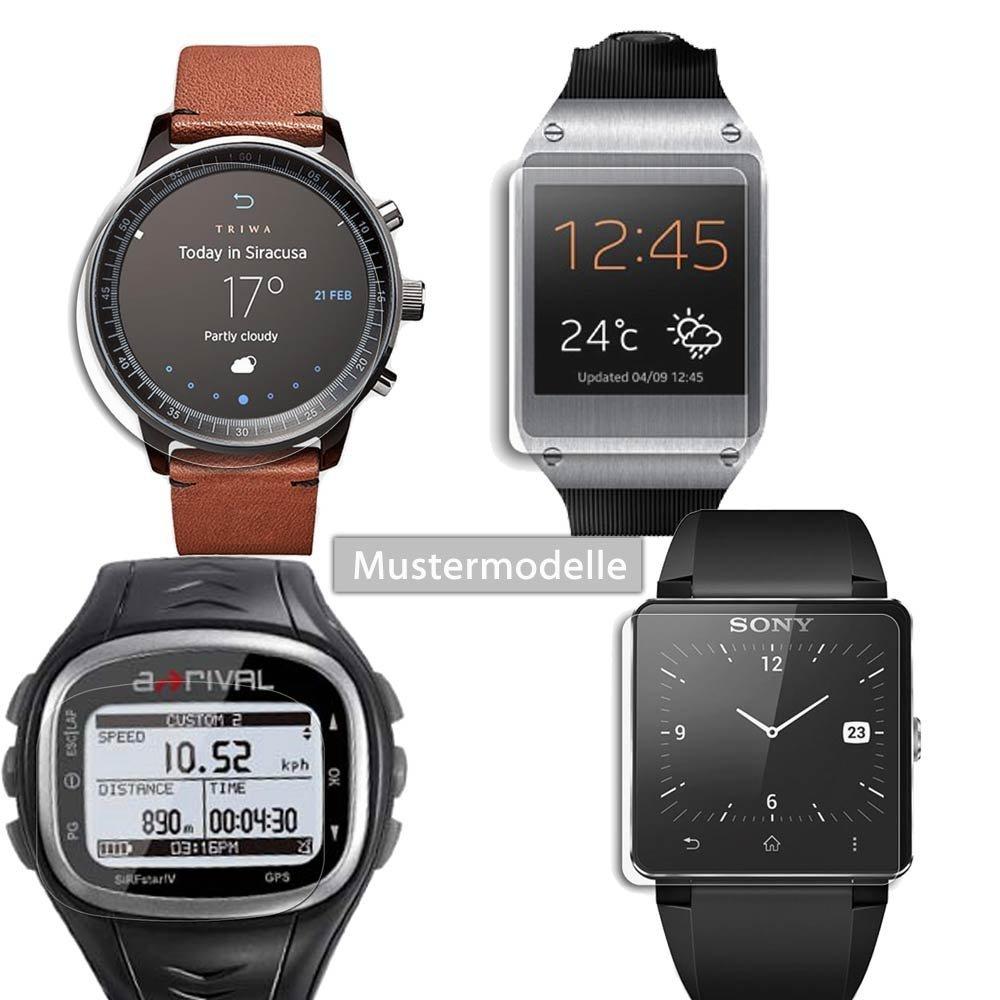 Maoni chống chói seidenmatte màng bảo vệ màn hình áp dụng cho Samsung Galaxy Gear 2 đồng hồ thông mi