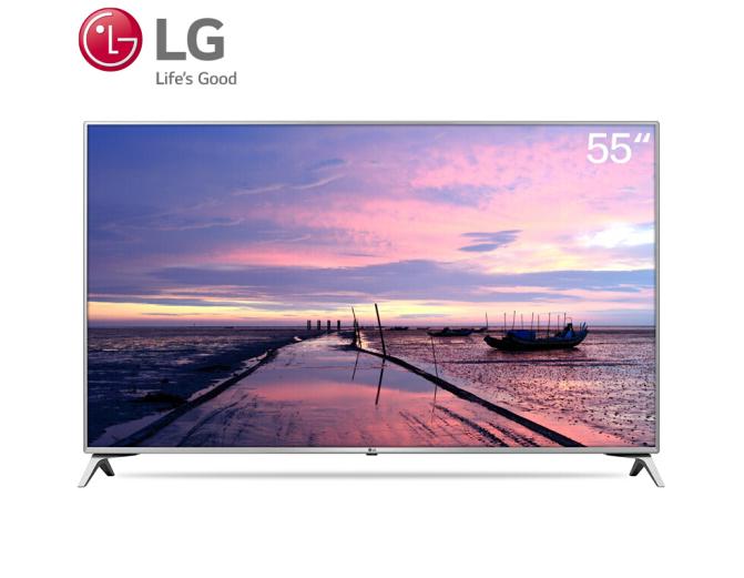 LG 55LG65CJ-CA 55 inch màn hình siêu độ nét cao thân máy bay IPS kim loại cứng 4K hoạt động phiến đá
