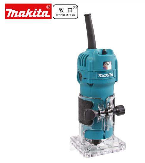 makita /Makita/ tu biên điện máy phay gỗ phay máy công cụ điện mộc điêu khắc mở nhà máy máy M3700B