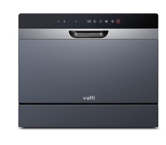 VATTI (VATTI) 6 bộ điệu van lớn miễn cài đặt công suất nhà máy rửa chén XWSC-30GB01H chủ tịch xám kh