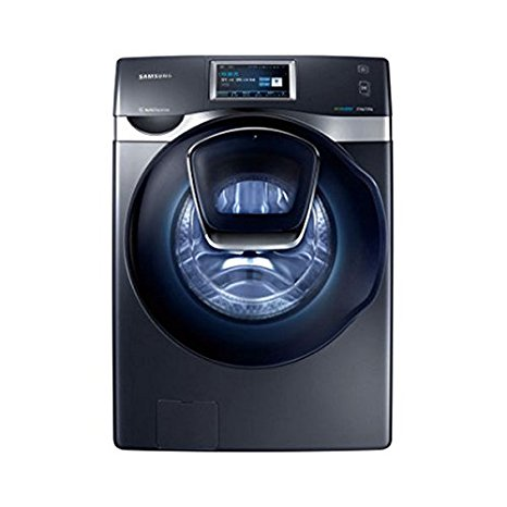 SAMSUNG 21 kg đem sấy khô, con lăn máy giặt (trời xám) WD21J9845KG/S