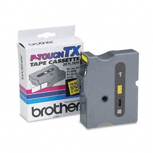Brother p-touch TX băng áp dụng cho PT-8000 nóng hộp đen, pt-pc, pt-30 / 35, 1 W