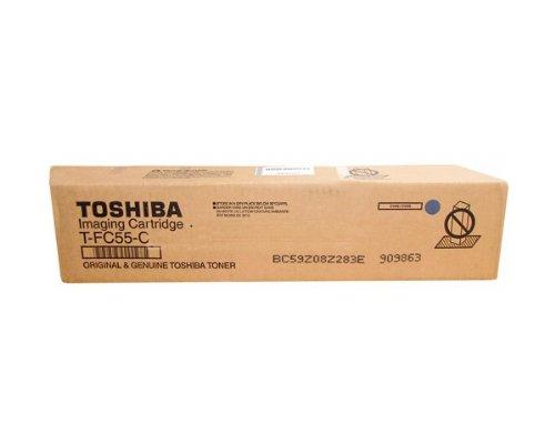 Toshiba tfc55 ° C 26500 trang hộp bột màu xanh lông mòng