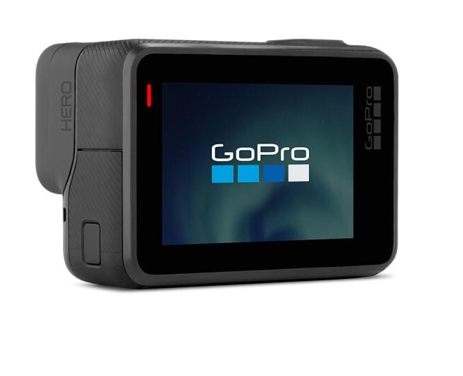 GoPro Dùng máy quay chuyển động quay HERO vận động chống thấm nước chạm vào màn hình điều khiển bằng