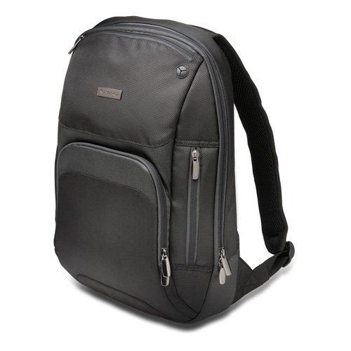 Phụ kiện máy tính bảng   Kensington Triple Trek thể chứa 13 đến 14 - inch Super Ben Backpack đen 1 b