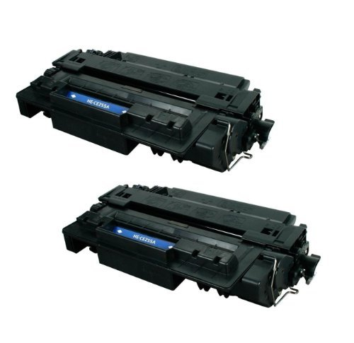 The True Alternative   Ce255 sẽ ® Hewlett - Packard (HP ráp thay thế bằng tia laser màu đen mực in [