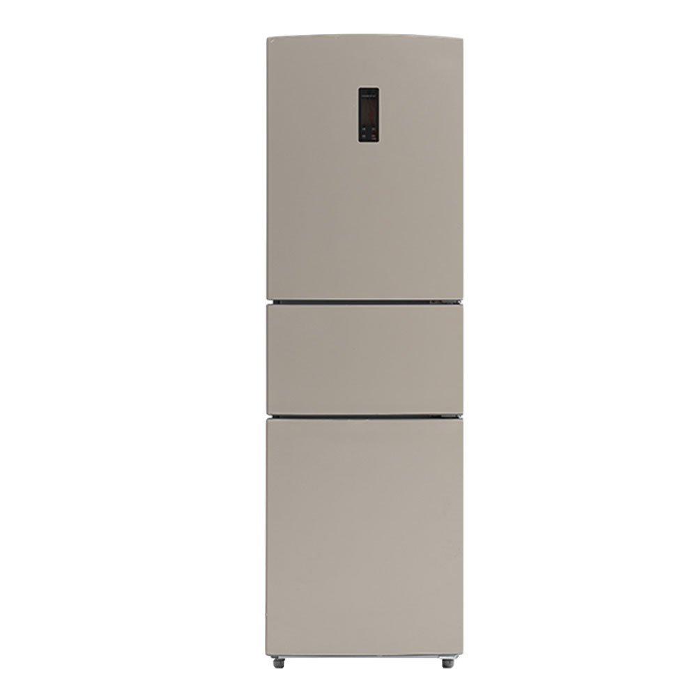 Electrolux EME2532TD 255 lên thông minh không có kem ba cửa tủ lạnh 3 chiều gió ấn tượng vàng tươi,