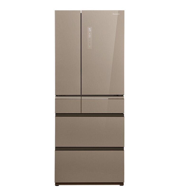 Panasonic NR-F521TX-XN 498 lít công suất lớn Panasonic Dommen tủ lạnh tầng 2 không viền cửa tự động