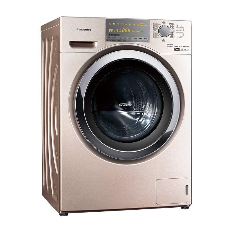 Panasonic 10kg tự động hoàn toàn trống máy giặt công suất lớn Romeo XQG100-EG12N (nhà cung cấp dịch