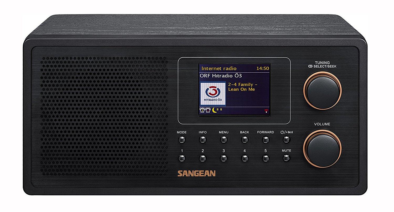 Sangean WFR - 30 Internet radio (Network - music player, WIFI, DAB +, tiếng phá ngày Player, rất cao