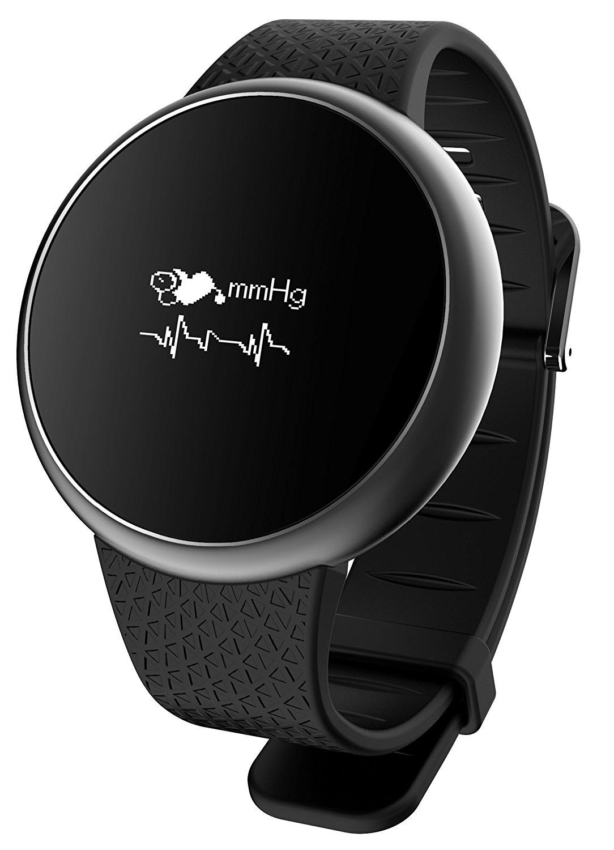 Rorsche Trí thông minh Rorsche vòng đồng hồ thông minh màn hình vòng tròn (0.66 đưa màn hình inch OL