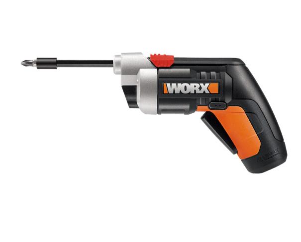 WORX (WORX) nhà máy điện sạc một tuốc nơ vít WX252.2 mini game đồ mở nút chai điện hàng điện điện cô