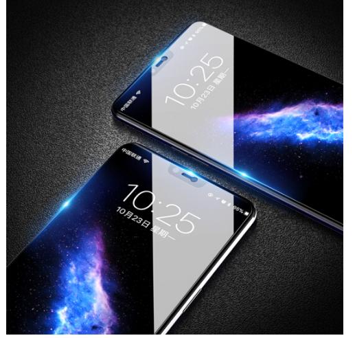 ESK ESK OPPO R15 thuỷ tinh công nghiệp toàn màn hình điện thoại cả phủ màng màng bảo vệ màn hình độ