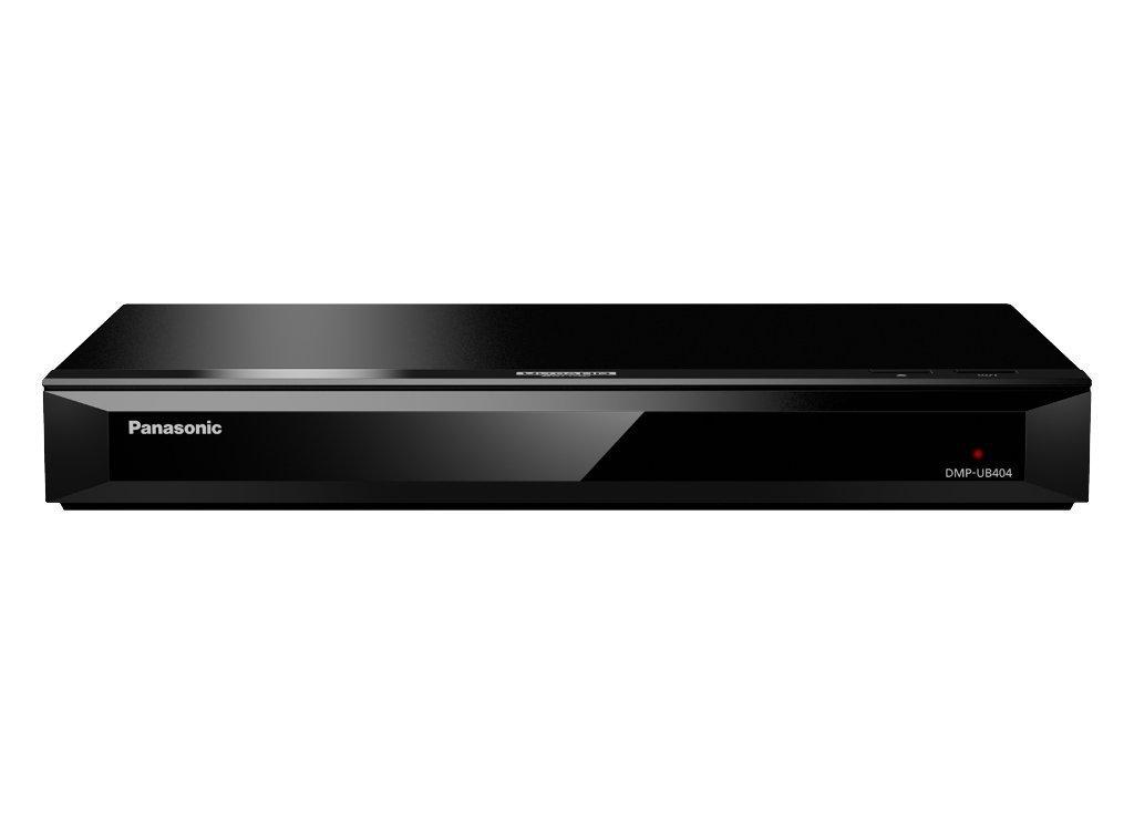 Panasonic DMP-BDT ub404egk siêu độ nét cao phát màu xanh đen.