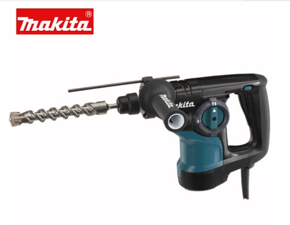 makita /Makita/ sốc 28mm / máy đào ba bốn hố lớn cung cấp chức năng công cụ điện tử ngưng tụ lỗ trộn