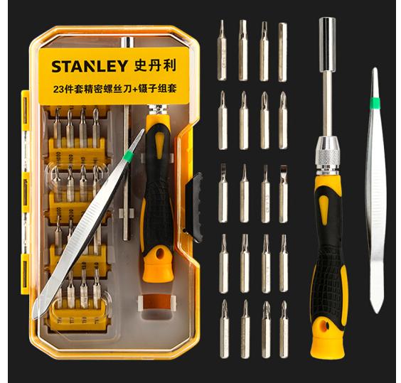 STANLEY Stanley - một tuốc nơ vít kết hợp chính xác 6/23 điện thoại laptop máy tính là một bộ công c