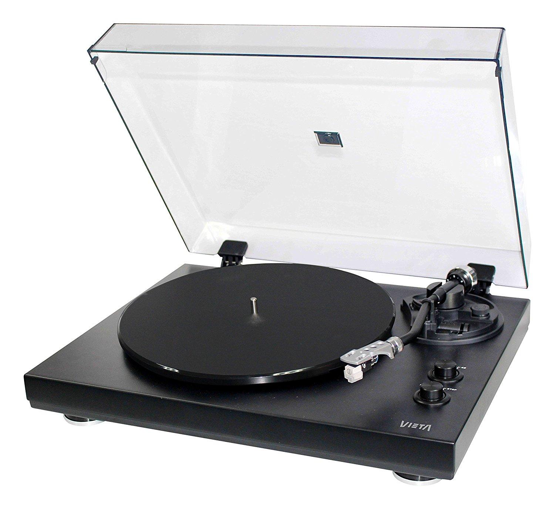 Vieta   Anh tầm VH tt600bk – đĩa game thủ, đen.