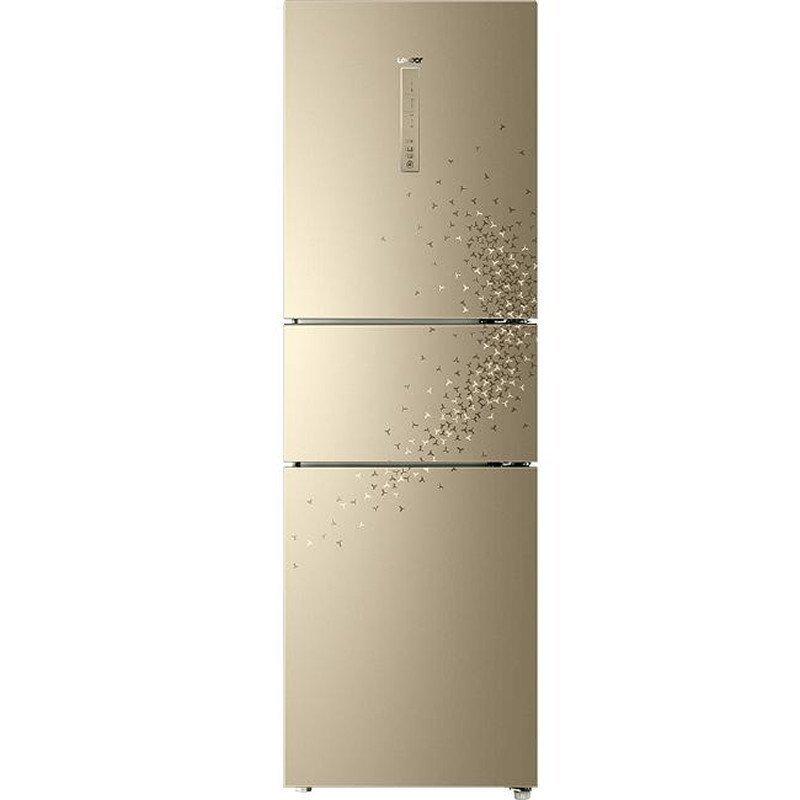 LEADER Hale BCD-260WLDCN 260 huy không có kem lên máy tính ba cửa tủ lạnh (nhà cung cấp dịch vụ trực
