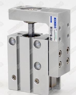SMC loại khí động cylinder MXU/MXH16-5-10-20-25-30-40-50-60MXF MXU/MXH16-50