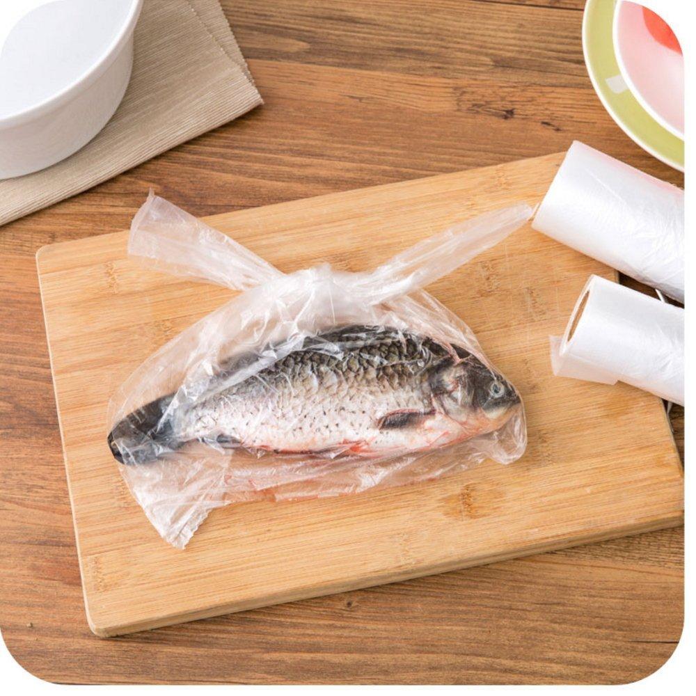 SONUG     Thực phẩm đóng hộp kèn túi áo kiểu tủ lạnh gia dụng thực phẩm thậm chí dính túi lớn bao ta