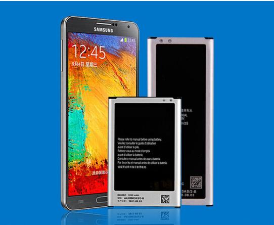 Brencig Pin điện thoại Samsung note3/note2/note4 Brencig S3 4, 5 chiếc điện thoại mới ráp xong chính