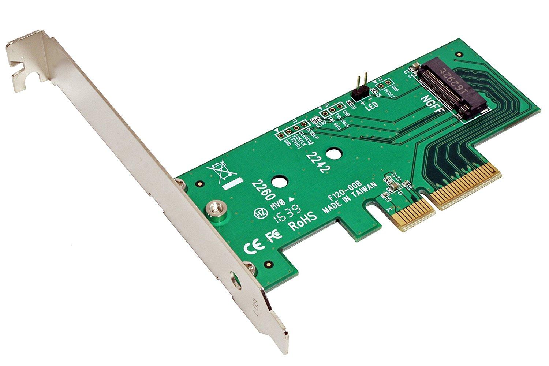 Rotronic 3 - 4 * * * * roline 15062192 PCIe adapter USB host được áp NGFF M.2 SSD