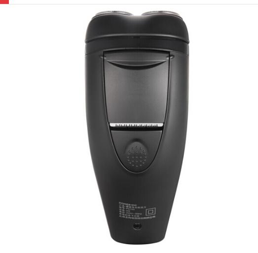 POREE(POREE) loại ba lưỡi dao cạo điện sạc di động thương mại đầu đầu của nước rửa dao râu