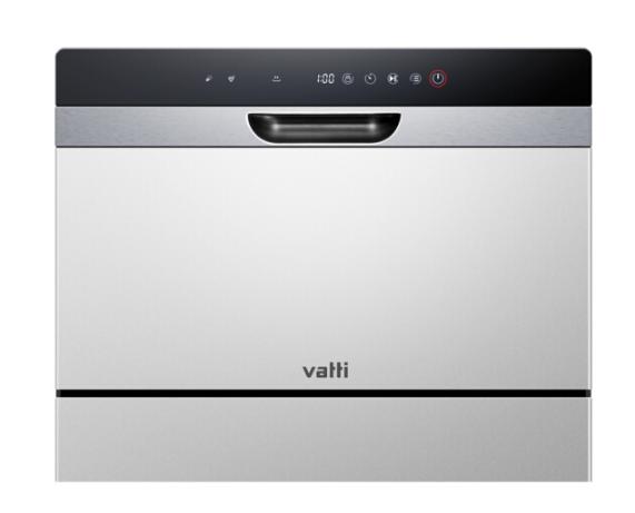 VATTI (VATTI) 6 bộ công suất lớn của Van miễn cài đặt sấy khô nhà rửa bát duệ sĩ bạc XWSC-30GB01Y