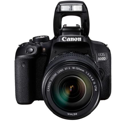 máy ảnh Canon (Canon) EOS 800D (EF-S 18-135mm f/3.5-5.6 IS STM)