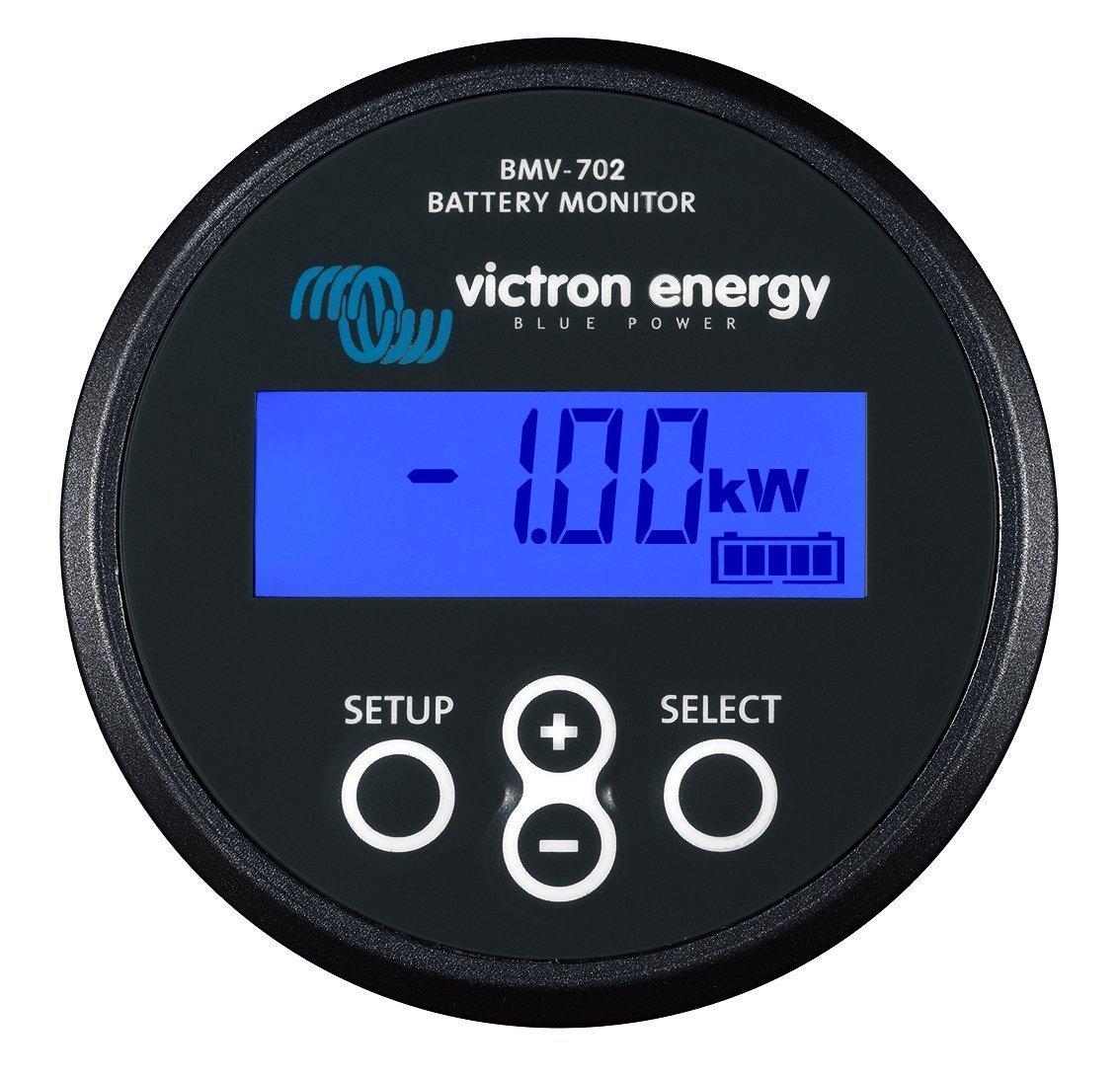 Bộ điều khiển Charge victron ENERGY bluesolar MPPT và phụ kiện
