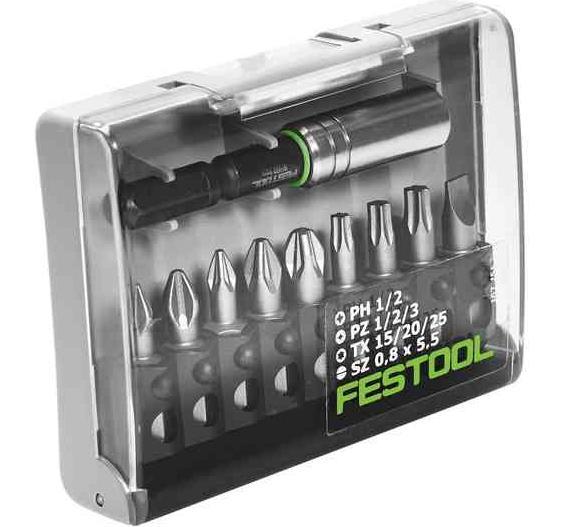 Festool Một hộp tổ hợp + BH 60-ce
