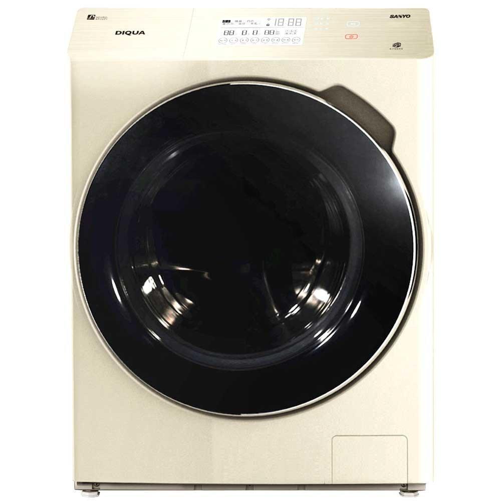 SANYO DG-F100566BCI trước thay đổi tần số 10 kg, con lăn máy giặt rửa tinh thể lỏng hiển thị ký ức t