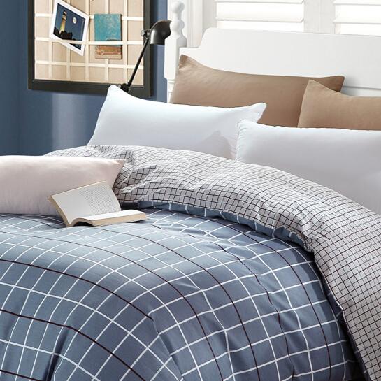 Yalu&Freedom  Túi chữ nhật giường đôi. Sản phẩm twill tem túi chữ nhật 200*230cm vỏ chăn