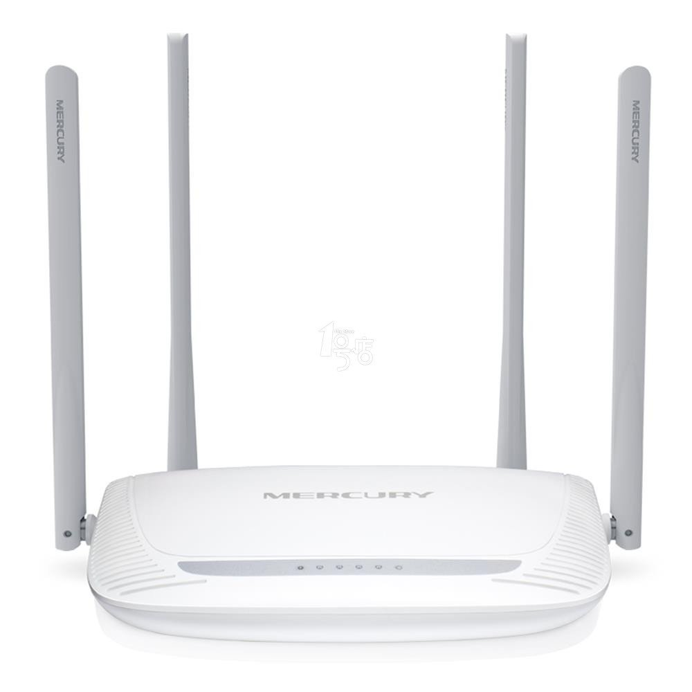 Mercury (MERCURY) MW325R 300M intelligent WiFi wireless router augmented 4 antennas