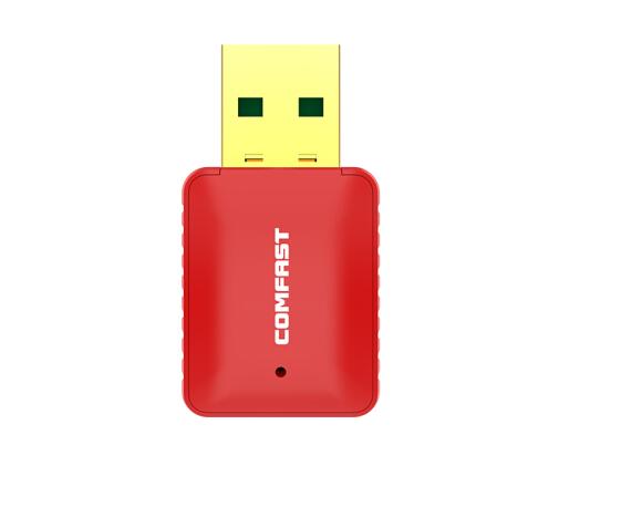 COMFAST COMFAST CF-WU925A miễn ngập 600M USB card mạng không dây wifi mang theo chiếc laptop. Deskt