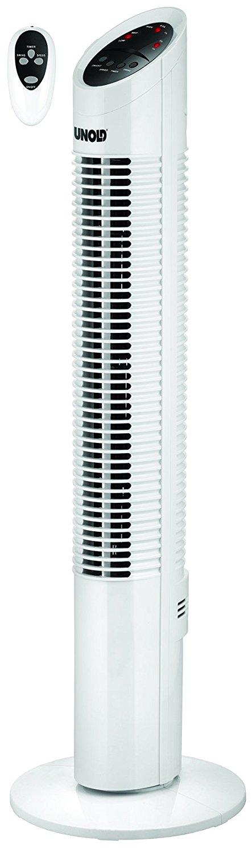 Unold 86850 turmventilator tháp, zuschalt thể chấn động, 3 tầng, đồng hồ - chức năng, thiết bị điều