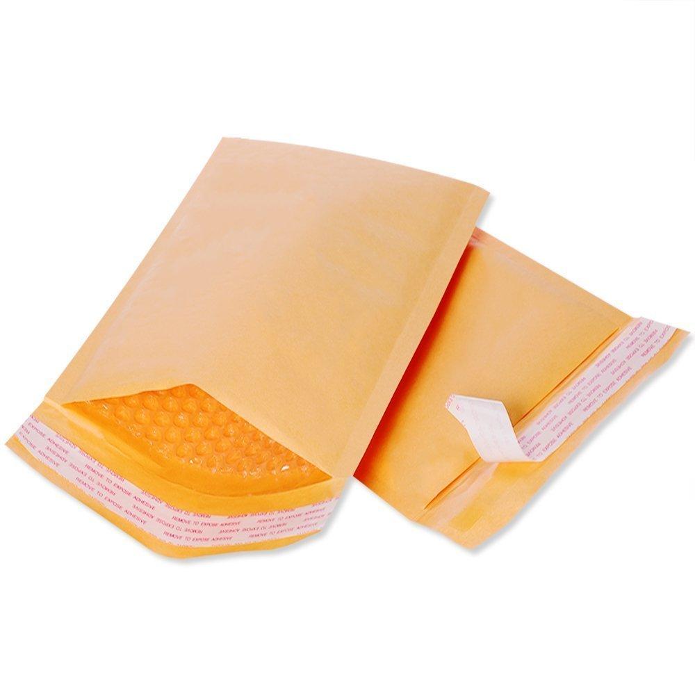 Fuxury   FU Global bong bóng 24.1 X 36.8 cm Thư Điền envelopes # 4 từ sealing Bulk bong bóng phong b