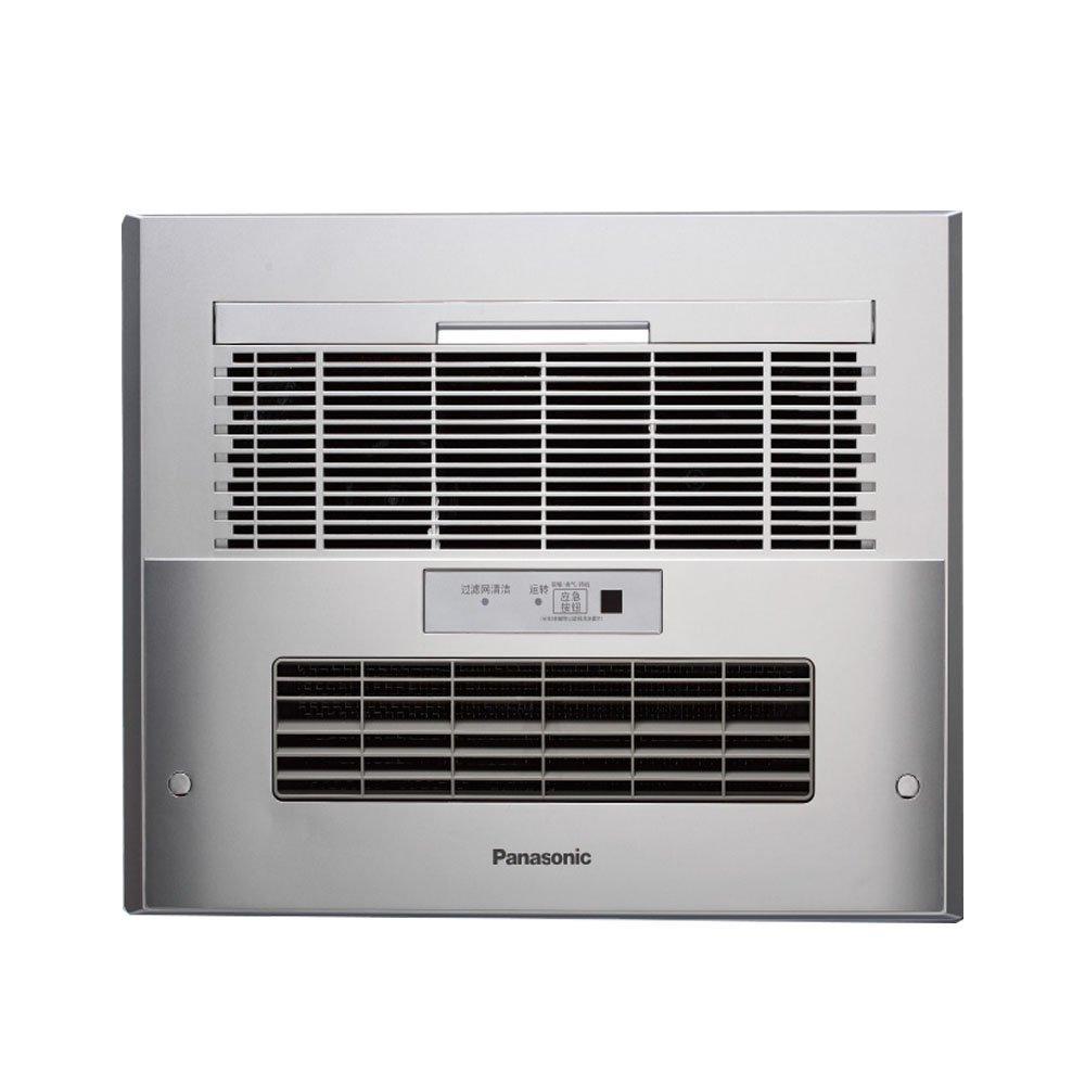 Panasonic Panasonic 2450W ba gió ấm thông minh cao cấp FV-40BD2CS thường áp dụng 400 × 280 * 200mm b