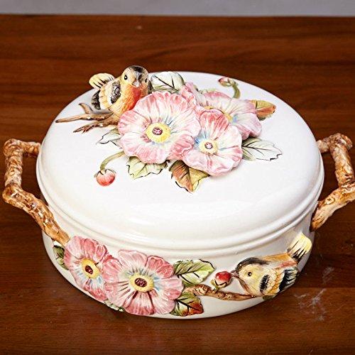 sunforever   Quà cưới hộp kẹo trái cây khô thập cẩm hộp gốm sứ đào hộp băng che hộp bánh kẹo mừng ch