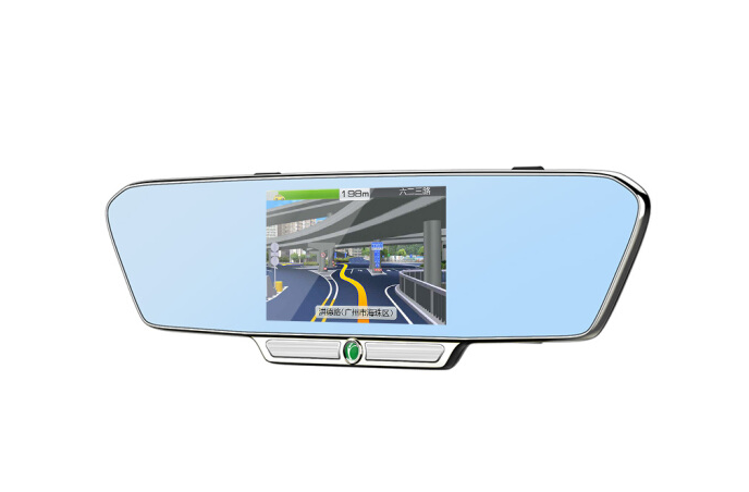 12 triệu Kelid navigator, traffic recording integrated machine, M330 rearview mirror, 1080P HD, wide