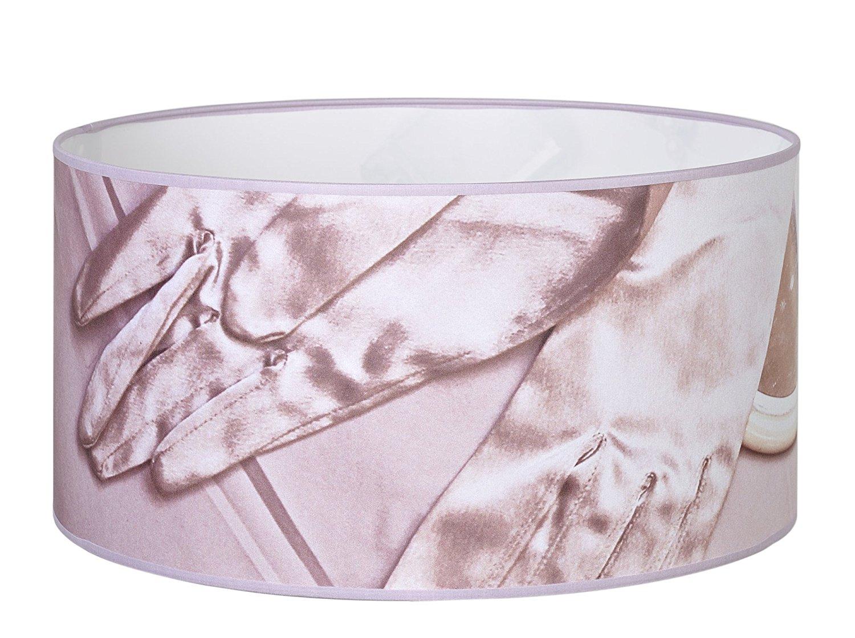 Daycollection GRHOLUAB27 5 à 7 Viscose/Polyamide PVC Lampshade 40 x 40 x 20 cm