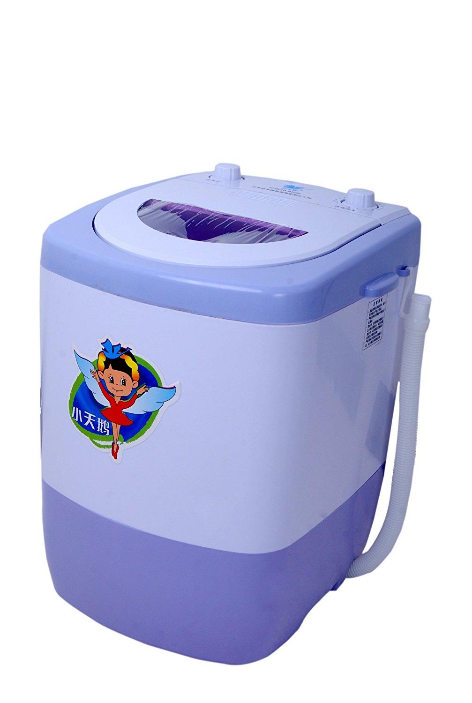 Littleswan thiên nga nhỏ Mini máy giặt XPB20-8006 (màu tím)