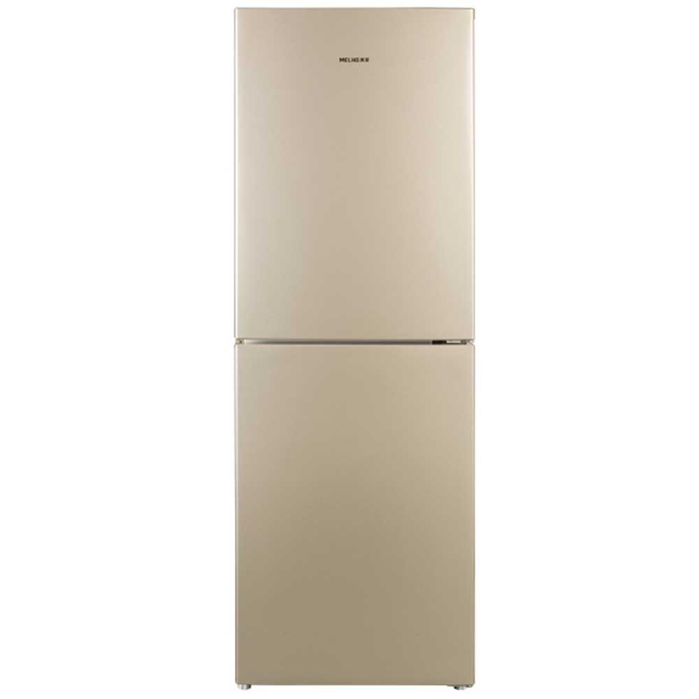 Meiling bcd-200wec 200 lít tủ lạnh máy móc vàng hồng