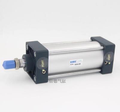 loại tiêu chuẩn SC100X25X50X100X150/175/200/300/400-S SC100-300 xi lanh