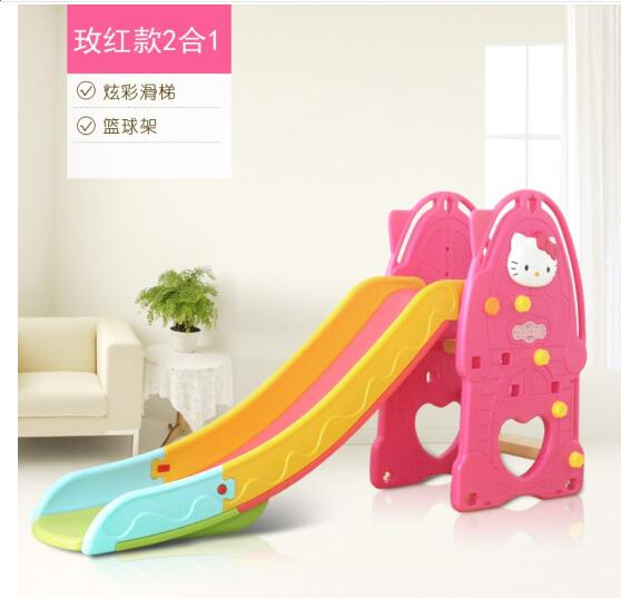 imybao Đồ chơi trẻ em. Có nhiều khả năng âm nhạc và sự kéo dài thông minh cầu trượt một đứa bé đu bả